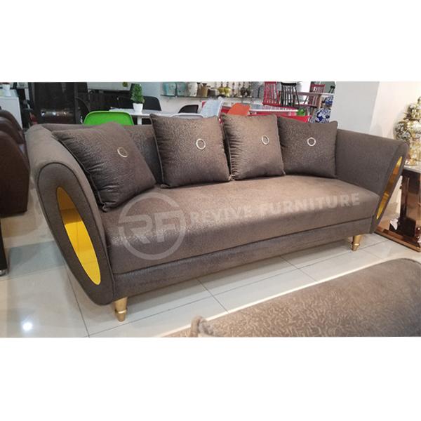 Voyage three seater sofa