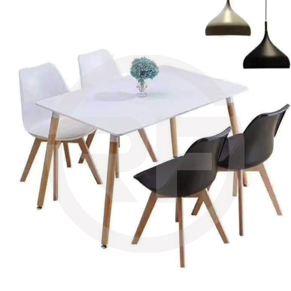 4 table dining set